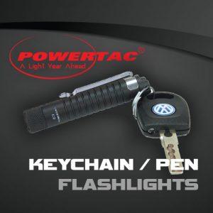 Powertac Keychain Pen Lights